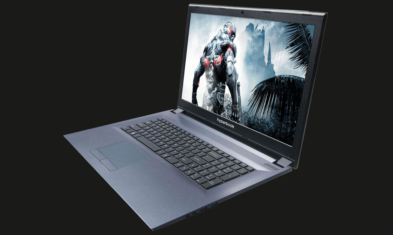 Hyperbook N87 Głośniki nowej generacji i Sound Blaster Cinema 3
