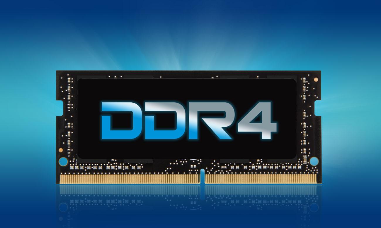 Hyperbook N87 Wydajne pamięci RAM DDR4