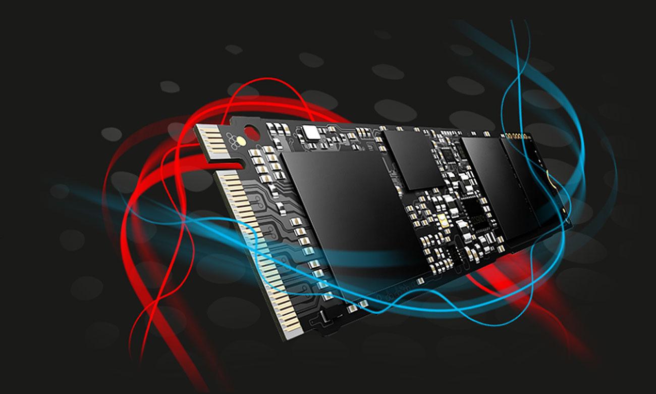 Hyperbook SL950VR Ekstremalna wydajność