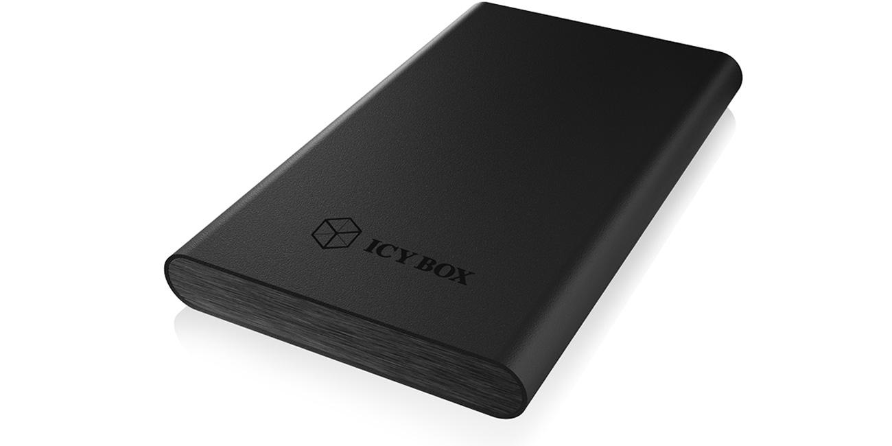 Obudowa do dysku ICY BOX IB-268U3-B USB 3.0 Funkcjonalne akcesorium