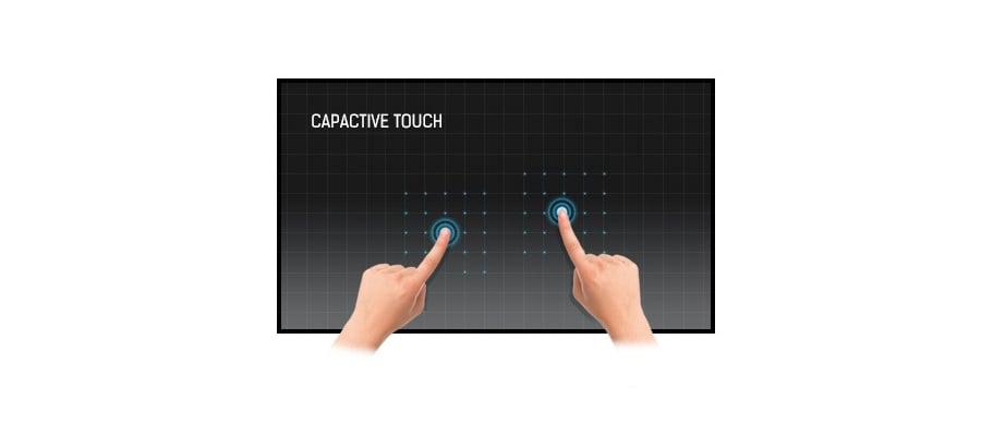 Monitor dotykowy Iiama - dotykowa matryca