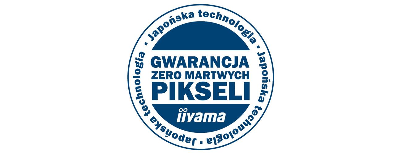 """Dotykowy monitor iiyama T2735MSC Gwarancja """"Zero martwych pikseli"""""""