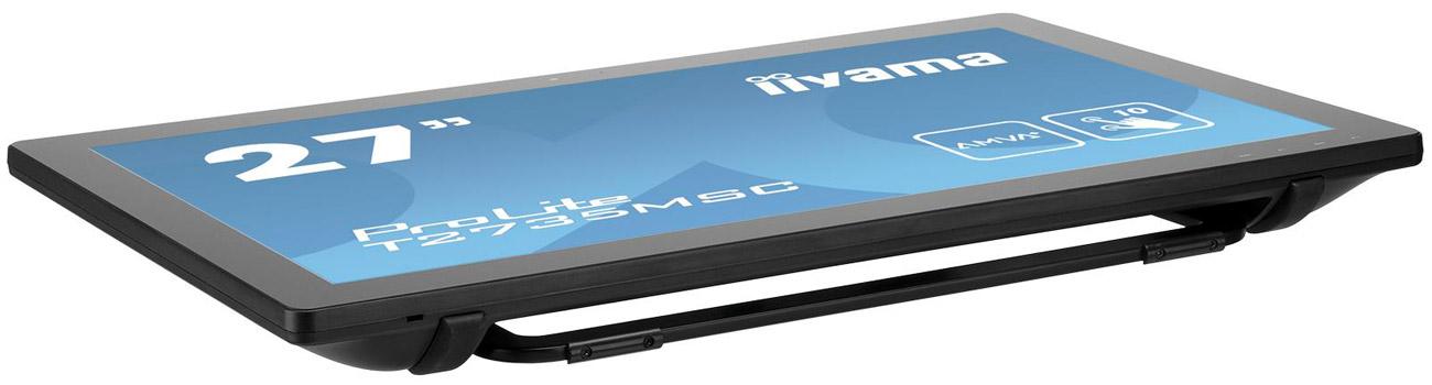 Dotykowy monitor iiyama T2735MSC Funkcja redukcji niebieskiego światła.