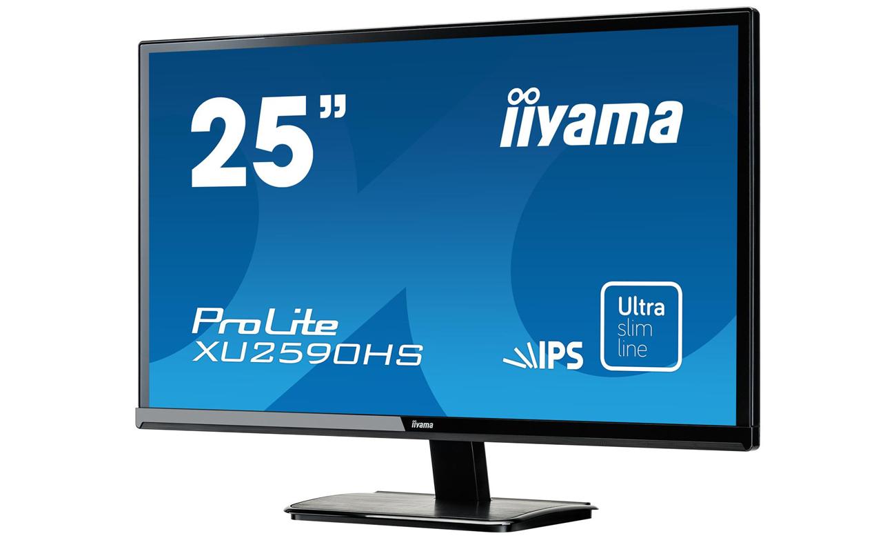 iiyama XU2590HS panel AH-IPS z gniazdami HDMI i DVI