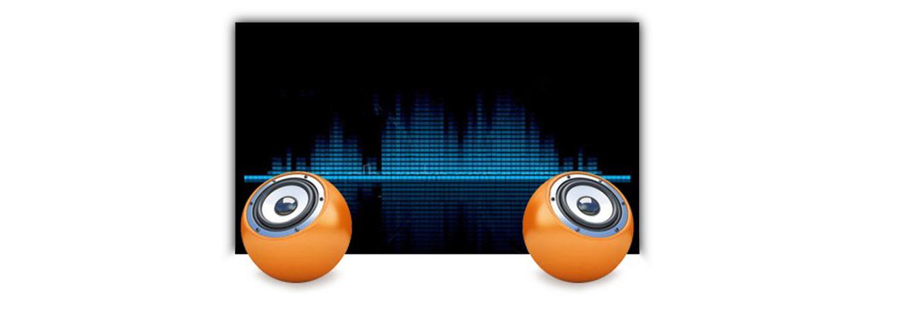 iiyama XU2590HS Wysokiej jakości dźwięk stereo
