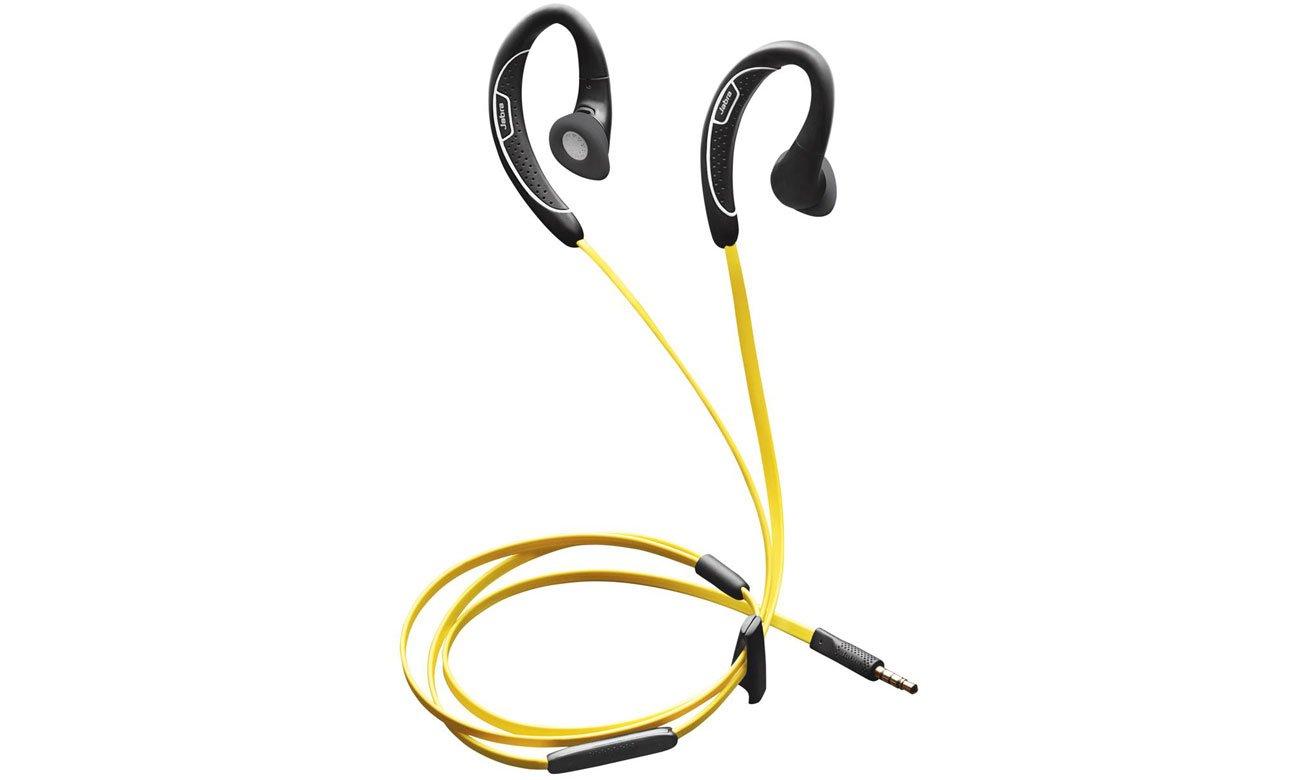 Słuchawki przewodowe Jabra Sport Corded do Apple