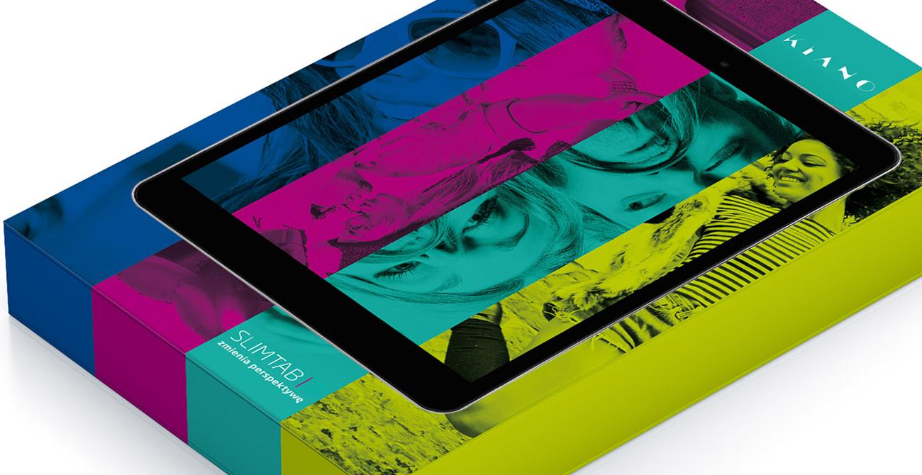 Kiano SlimTab 10 3GR ekran IPS