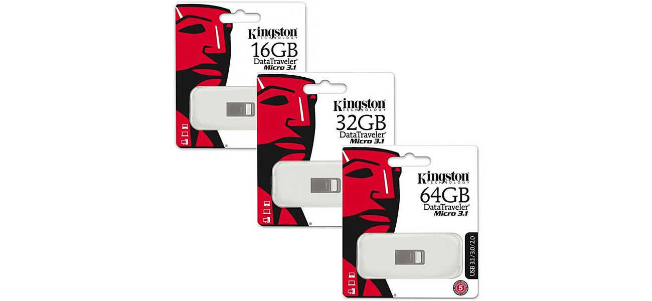 Pamięć PenDrive Kingston 32GB DataTraveler