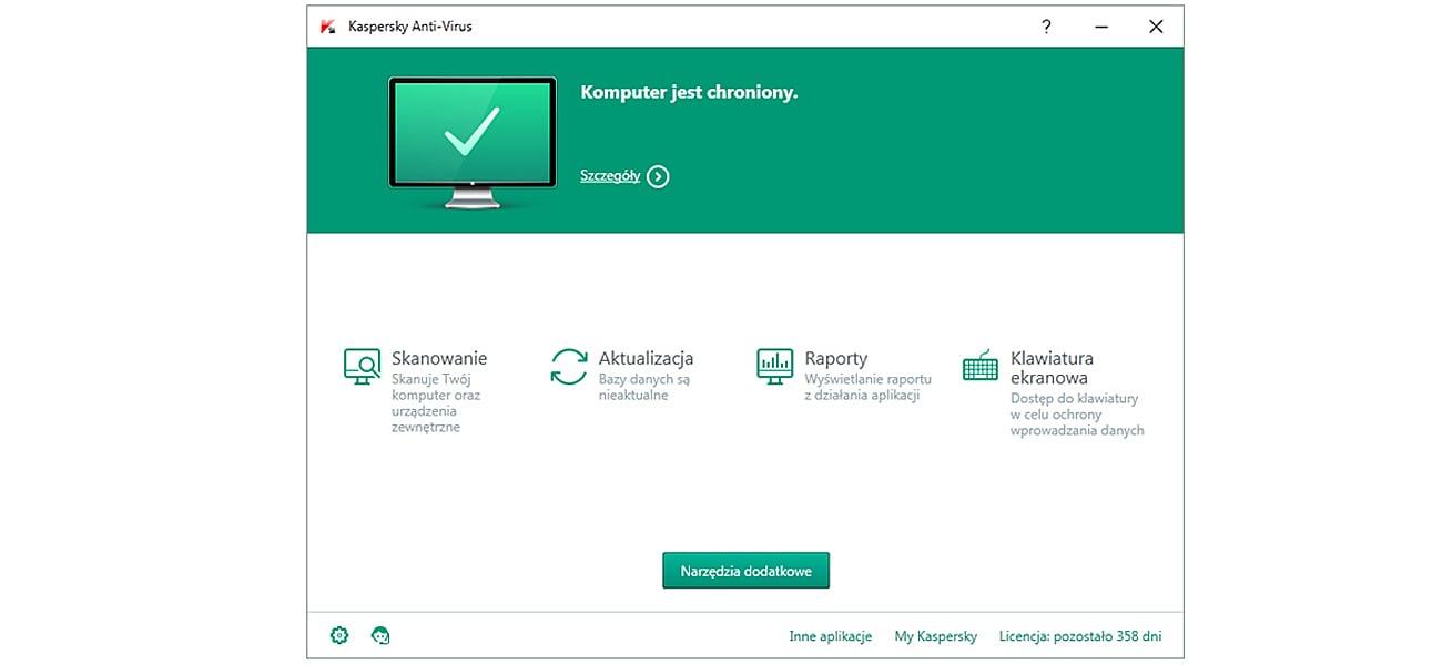 kaspersky anti-virus ESD