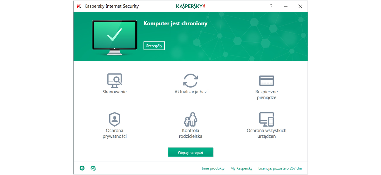 Kaspersky Internet Security Multi-Device PL Box