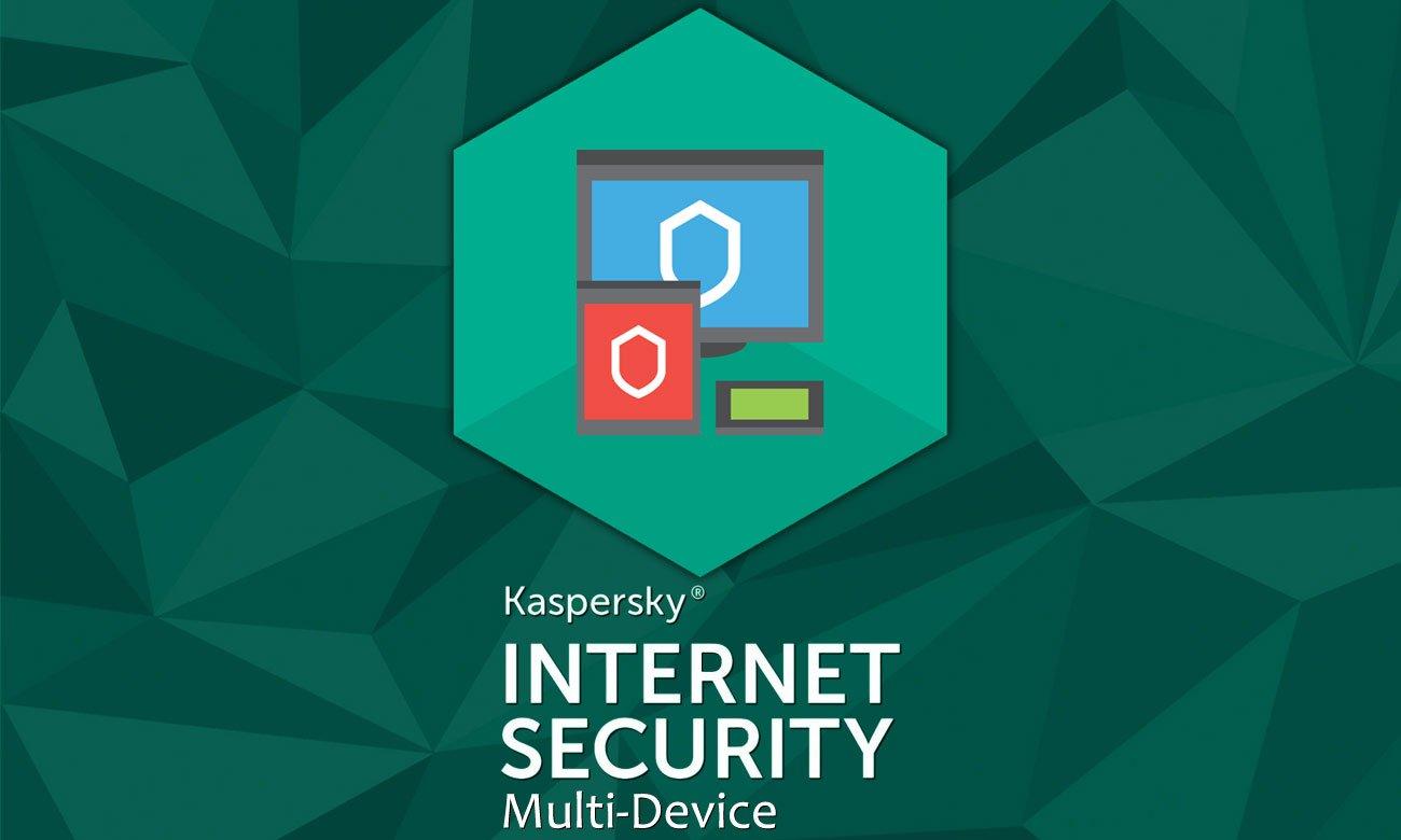 Kaspersky Internet Security Multi-Device Skuteczna ochrona w sieci