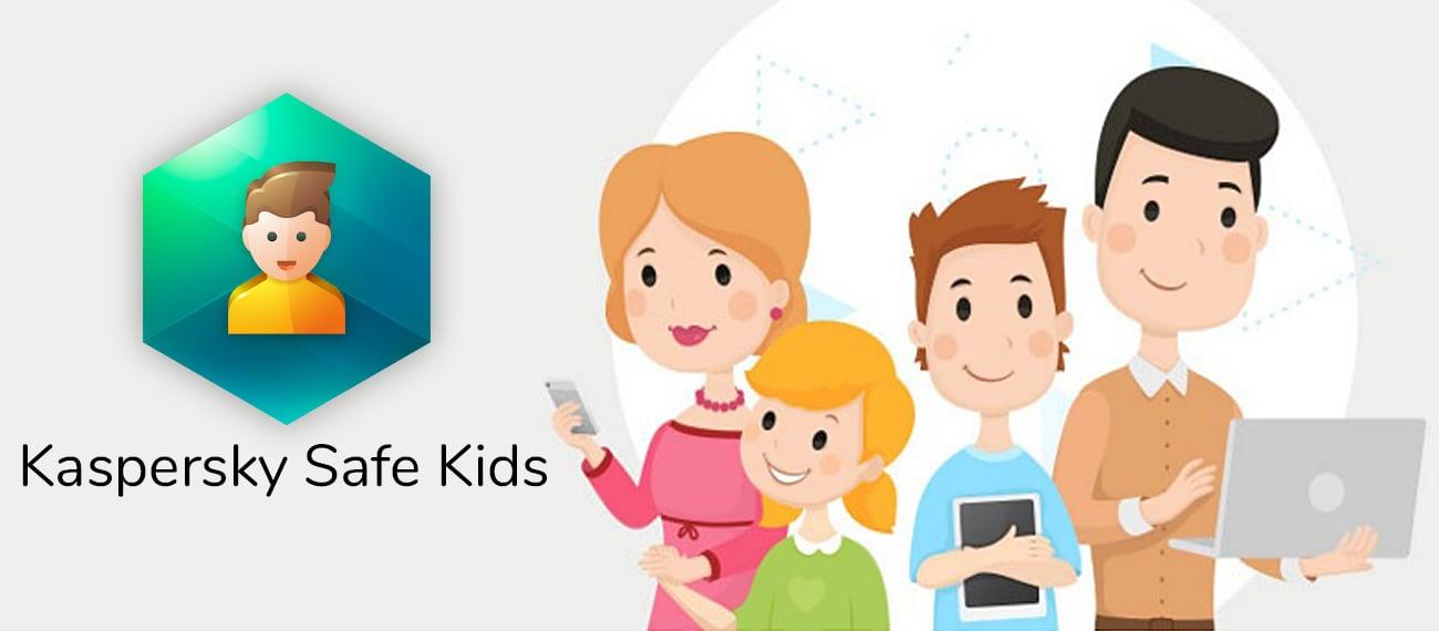 Kaspersky Safe Kids ESD bezpieczeństwo dziecka w sieci