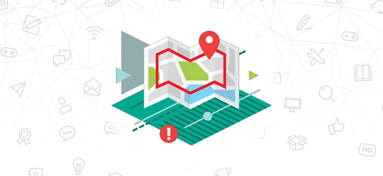 Kaspersky Safe Kids ESD Lokalizacja dziecka na mapie w czasie rzeczywistym