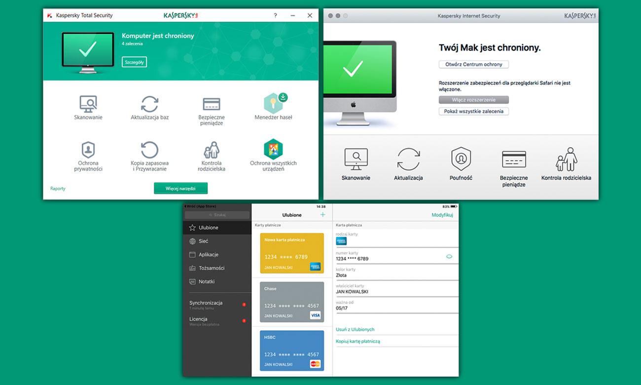 Kaspersky Total Security Funkcje i zalety oprogramowania