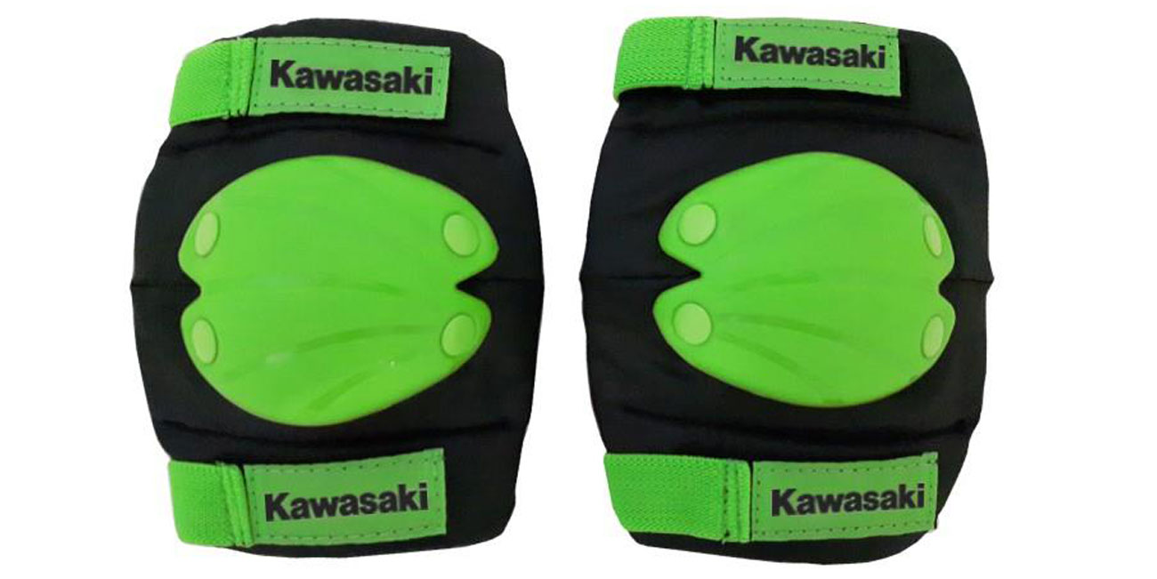 Ochraniacze Kawasaki - rozmiar S