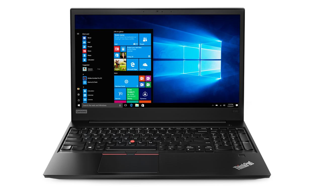 Lenovo ThinkPad E580 Idealny dla Twojej firmy