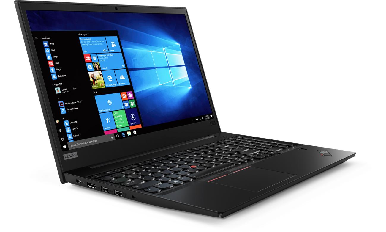 Procesor Intel Core i5 ósmkej generacji w Lenovo ThinkPad E580