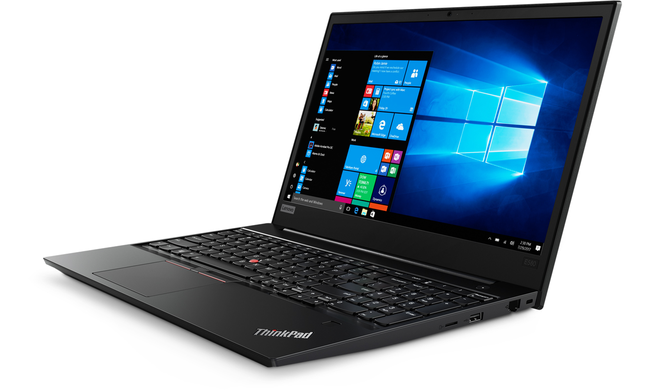 Układ graficzny intel UHD Graphics w Lenovo ThinkPad E580