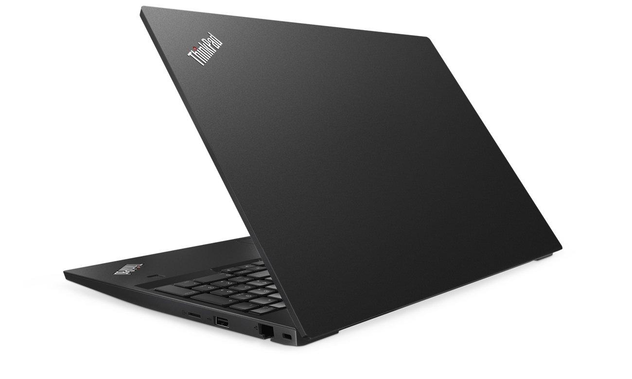 Lenovo ThinkPad E580 wbudowany czytnik linii papilarnym TPM