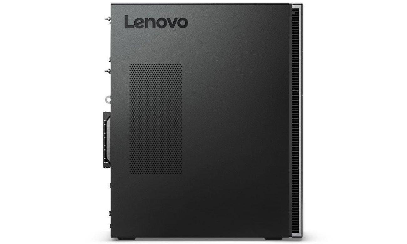 Lenovo Ideacentre 720-18 Łatwy i szybki dostęp do podzespołów