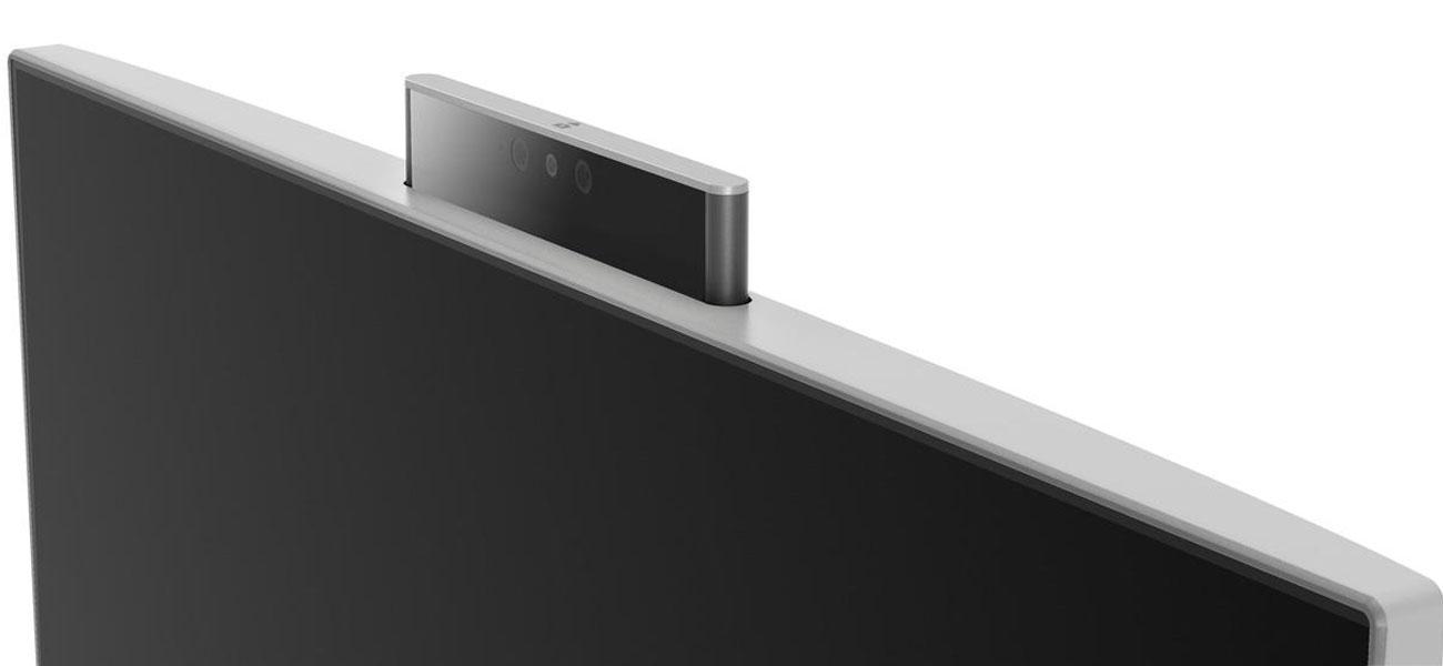 Lenovo Ideacentre AIO 520-24 Wysuwana kamera gwarantująca prywatność