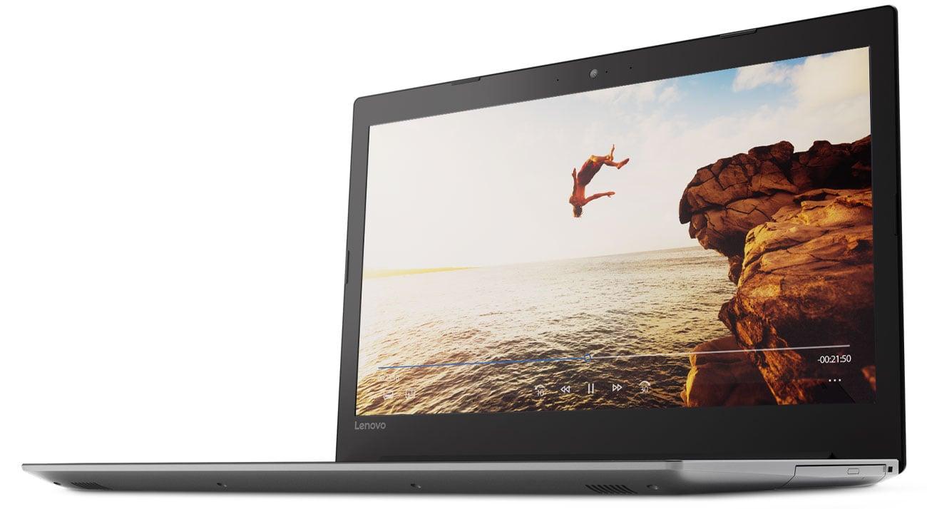 Lenovo Ideapad 320-17 Doskonały i wyraźny obraz