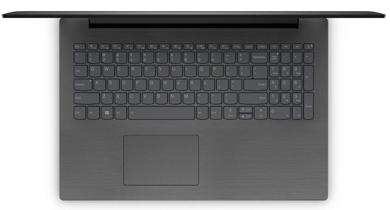 Lenovo Ideapad 320 Nowy touchpad zapewniający szybsze reagowanie