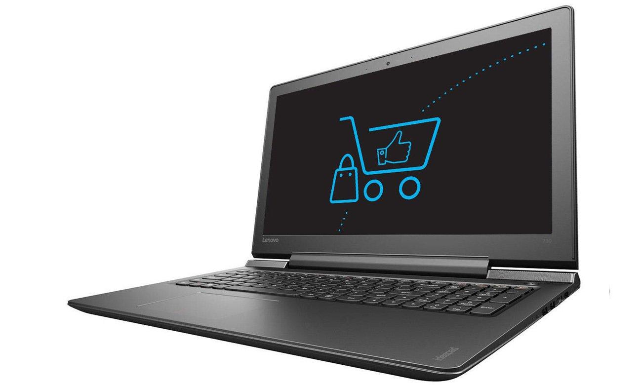Laptop Lenovo Ideapad 700 procesor intel core i5 szóstej generacji