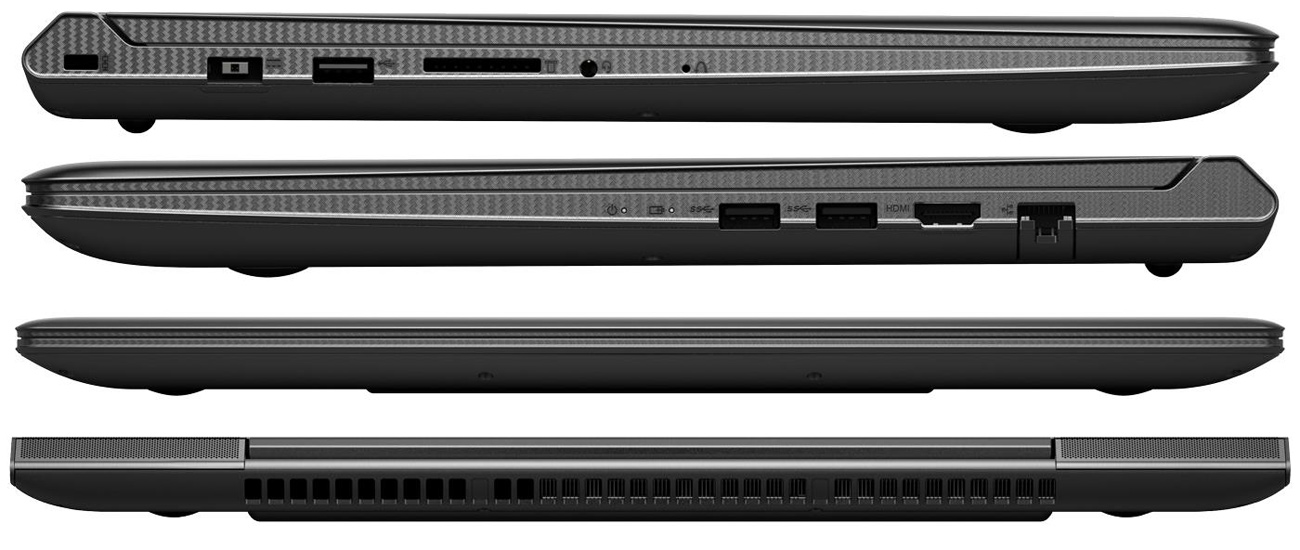 Laptop Lenovo Ideapad 700 wydajny multimedialny