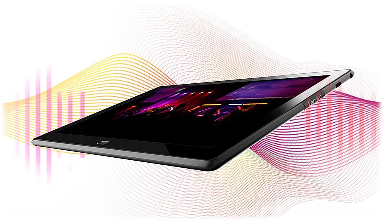 Tablet Lenovo TAB 4 10 Plus dźwięk Dolby Atmos