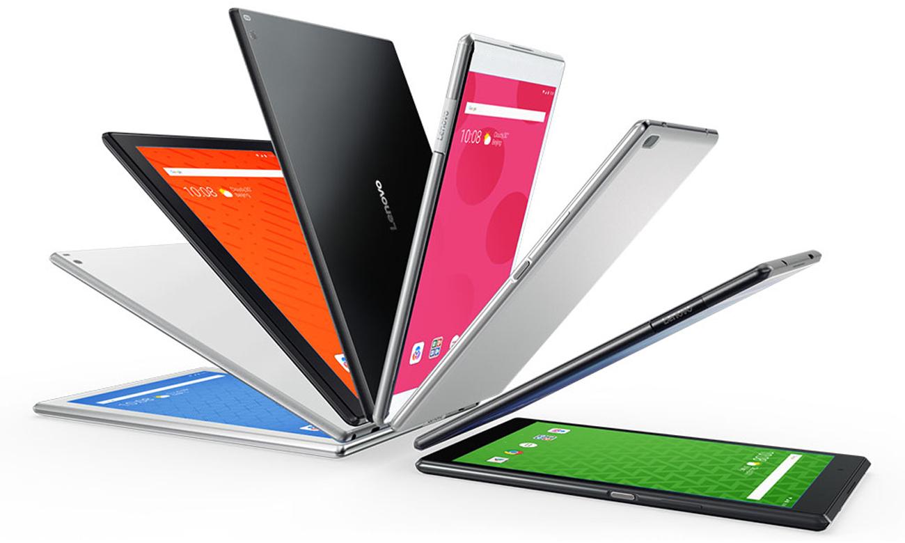 Tablet Lenovo TAB 4 10 Plus łączność wifi, gps