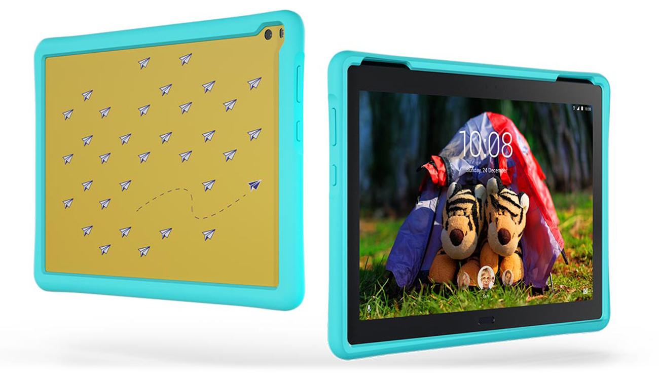 Lenovo TAB 4 10 Plus Tablet przyjazny dzieciom