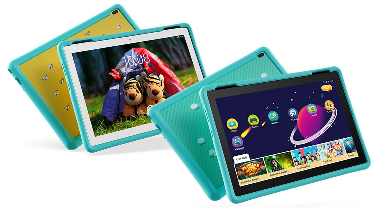 Tablet Lenovo TAB 4 10 przyjazny dzieciom