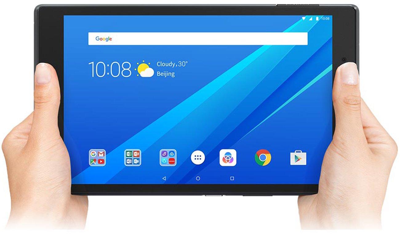 Tablet Lenovo TAB 4 8 Doskonały obraz