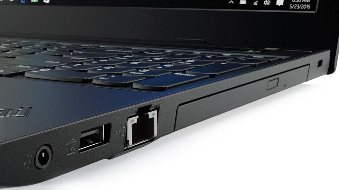 lenovo ThinkPad Edge E570 wytrzymałość