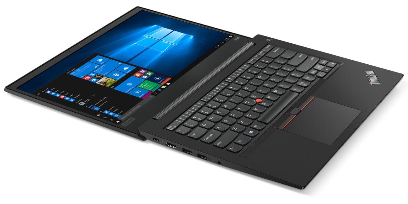 Lenovo ThinkPad E480 Procesor Intel Core i5 ósmej generacji