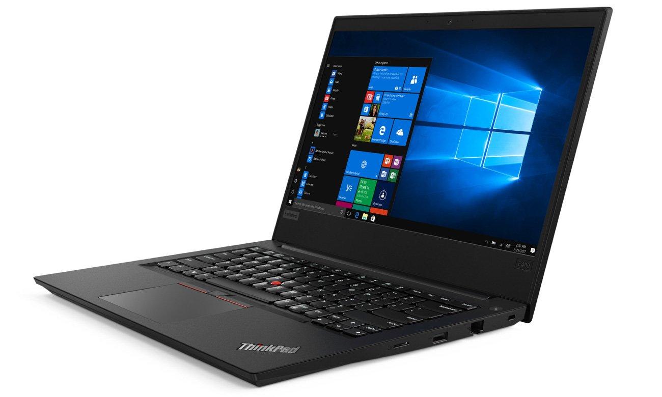 Lenovo ThinkPad E480 Układ graficzny Intel UHD Graphics