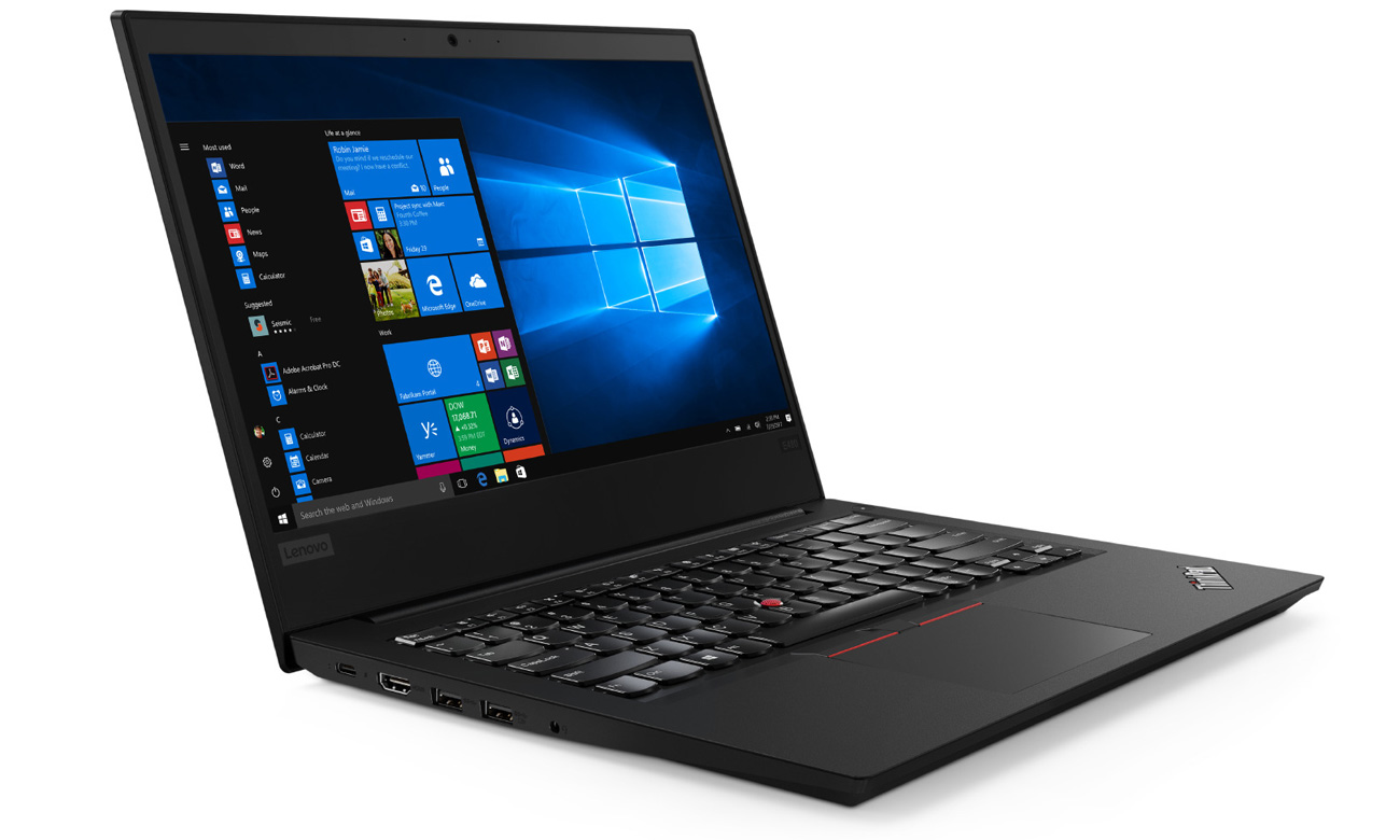 Laptop Lenovo ThinkPad E480