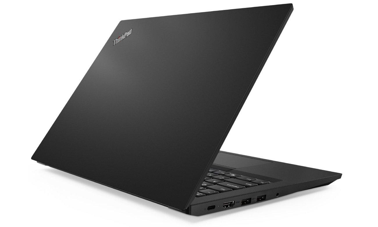 Lenovo ThinkPad E480 Szyfrowanie danych i haseł, bezpieczeństwo