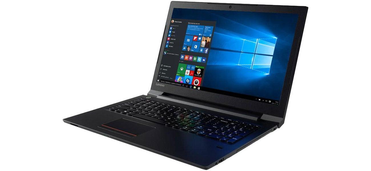 Układ graficzny intel HD graphics wbudowane funkcje graficzne Lenovo V310-15IKB