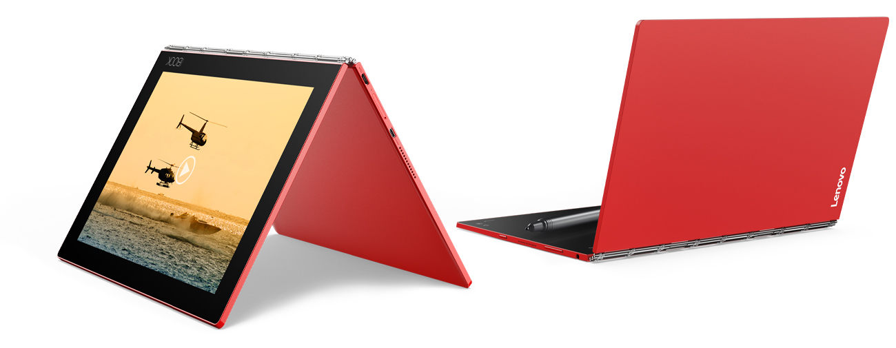 Lenovo YOGA Book Intel Atom