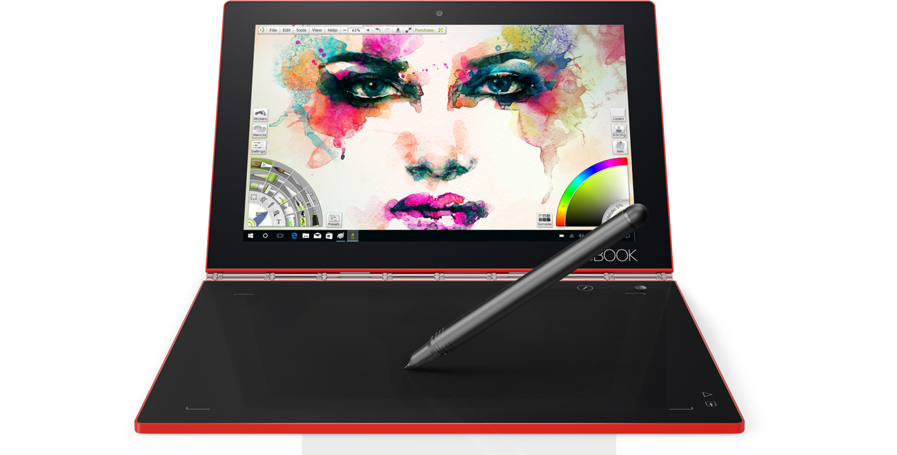 Lenovo Yoga Book 4G LTE