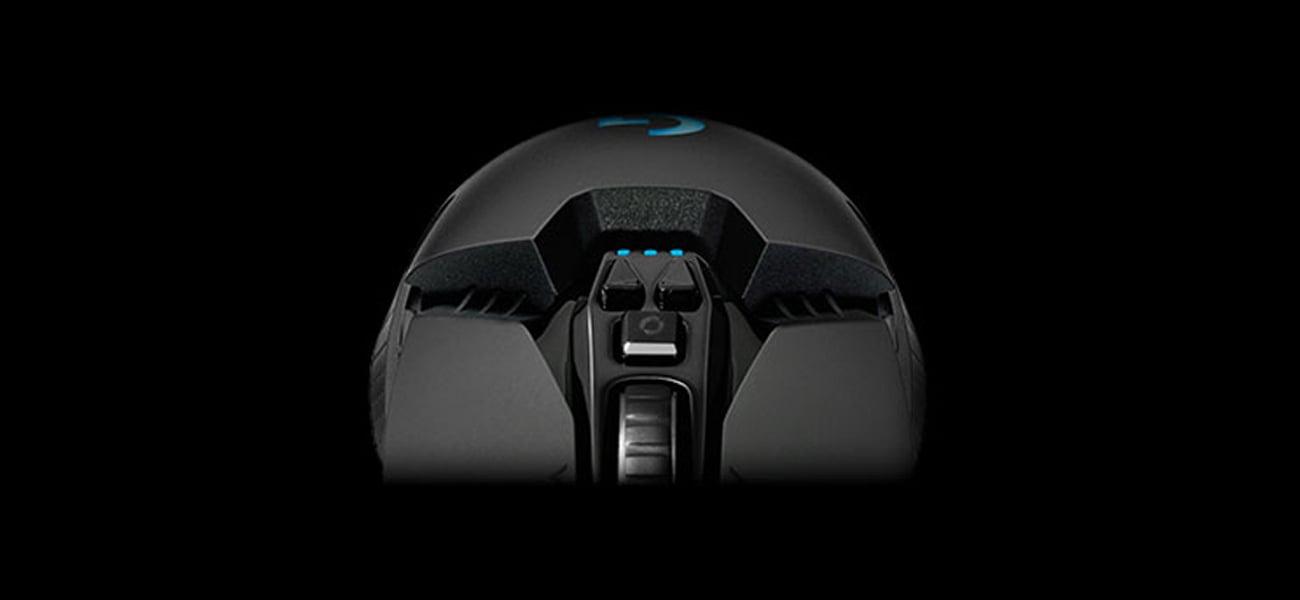 Logitech G900 Chaos Spectrum EER2 technologie