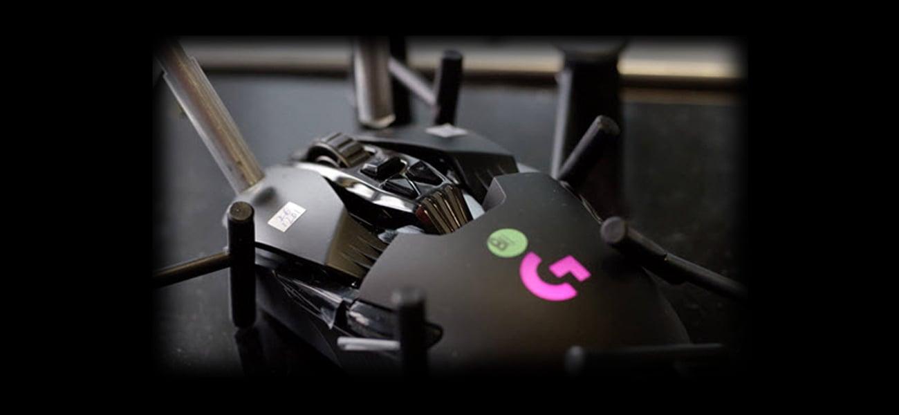 Logitech G900 Chaos Spectrum EER2 11 programowalnych przycisków