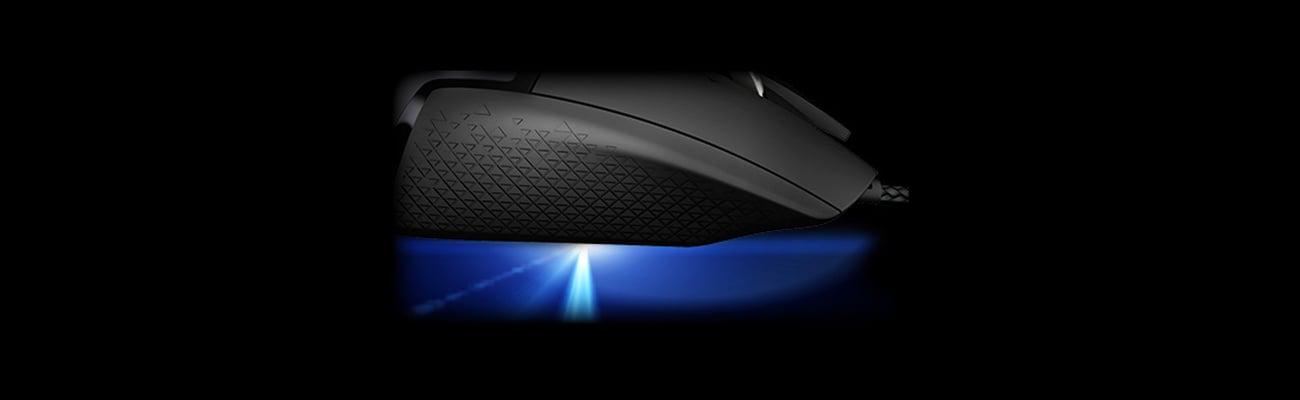Logitech G502 Proteus Spectrum Gaming Mouse RGB czujnik optyczny