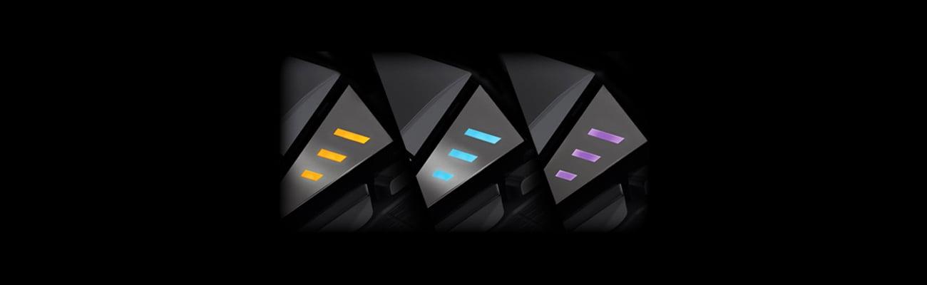 Logitech G502 Proteus Spectrum Gaming Mouse RGB podświetlanie RGB