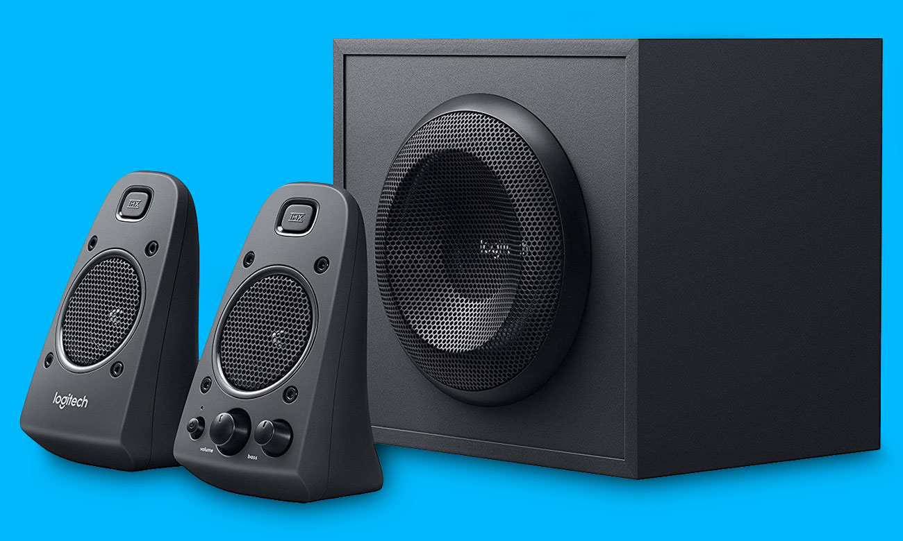 Logitech Z625 THX Speaker System Zestaw głośników z subwooferem