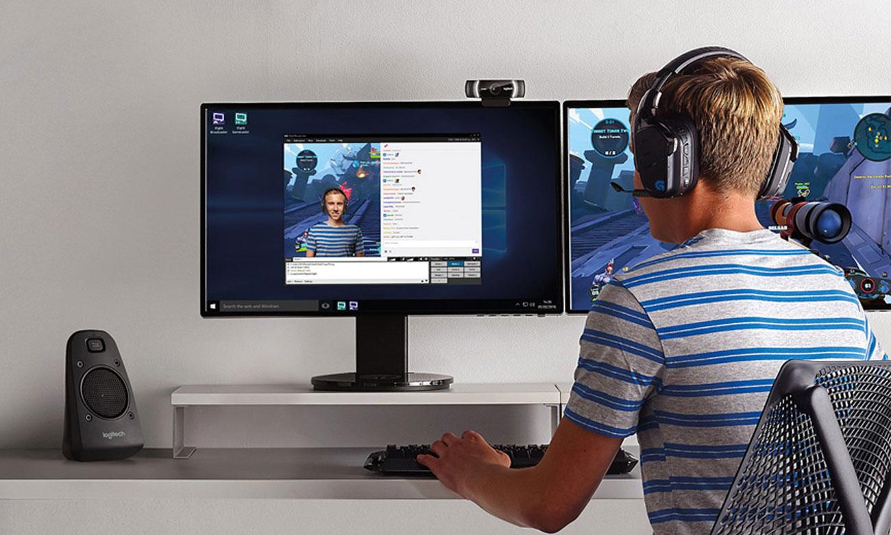 Logitech Z625 THX Speaker System Potężny dźwięk o mocy 400 watów