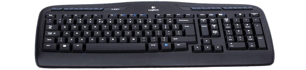 Zestaw bezprzewodowy Logitech MK330 Wireless Desktop