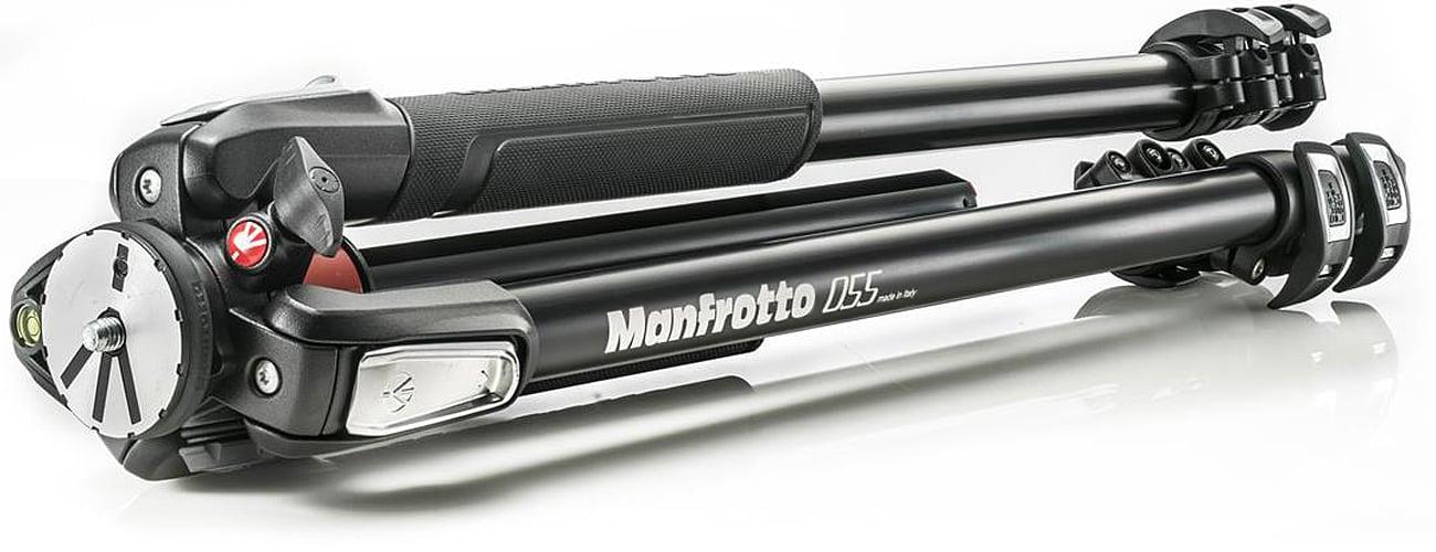 Statyw Manfrotto MT055XPRO3 Wbudowana poziomica